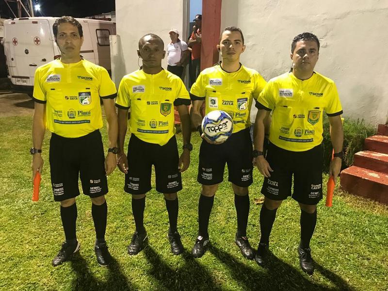 FFP inaugura sistema de comunicação entre árbitros no estadual