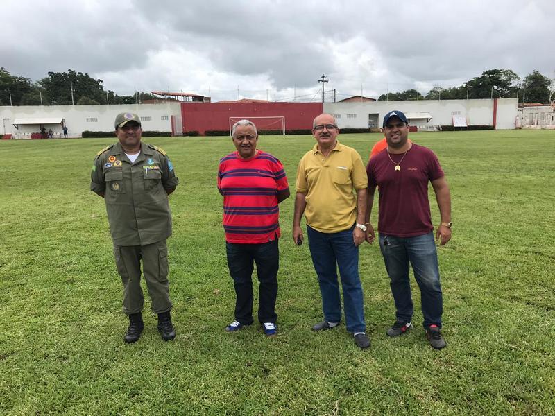 4 de Julho e Altos é mantido na Arena Ytacoatiara