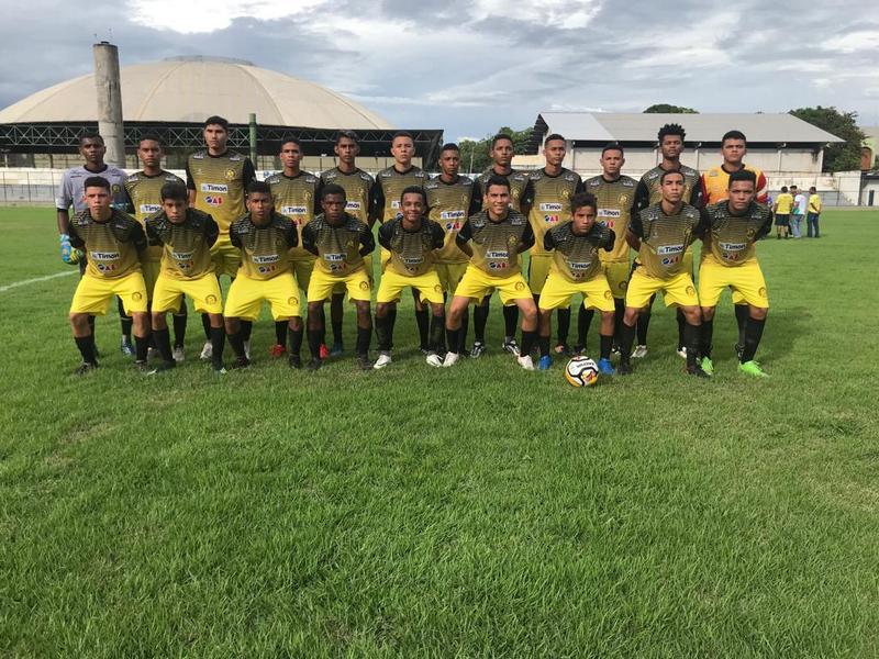 Piauiense Sub-19 começa com vitórias de Fluminense e Timon