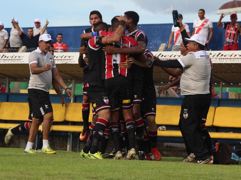 River vence Altos por 3x2 no primeiro jogo decisivo do Piauiense