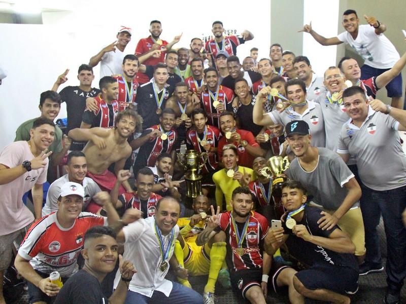 River vence Altos e fica com o título de campeão piauiense 2019
