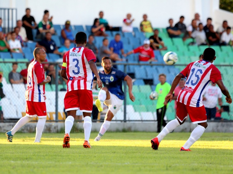 Empates marcam a abertura do Piauiense Kaiser 2019