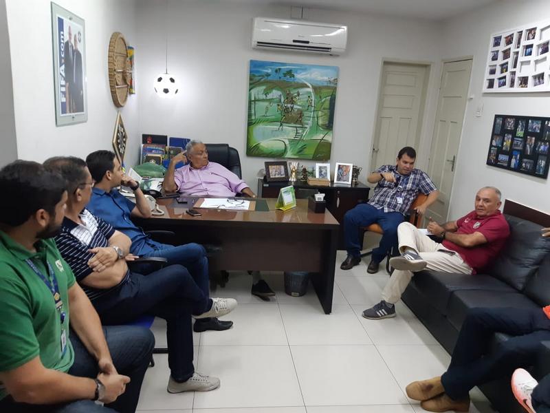 FFP reúne clubes para tratar das exigências da Série B