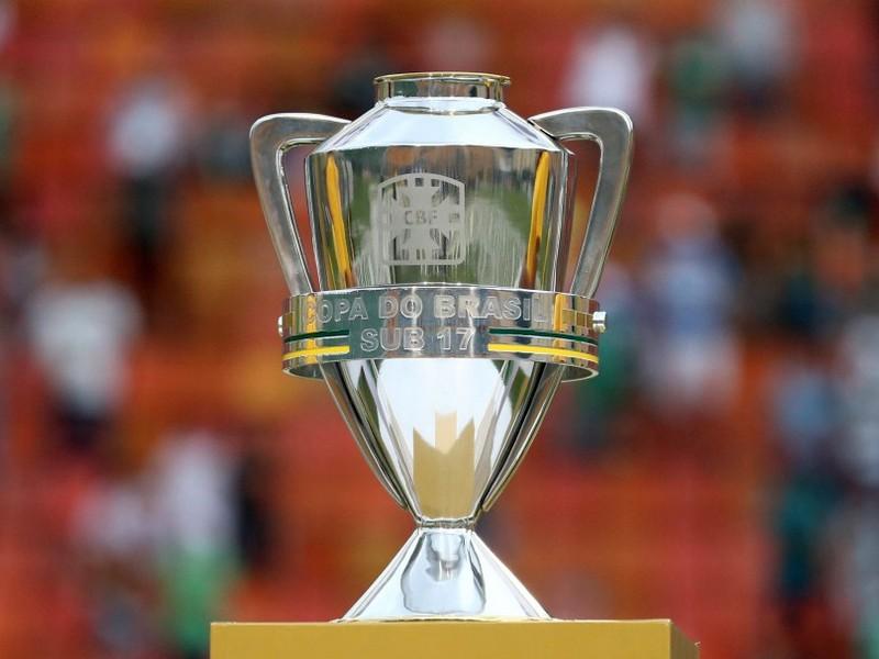 CBF divulga tabela da Copa do Brasil SUB-17