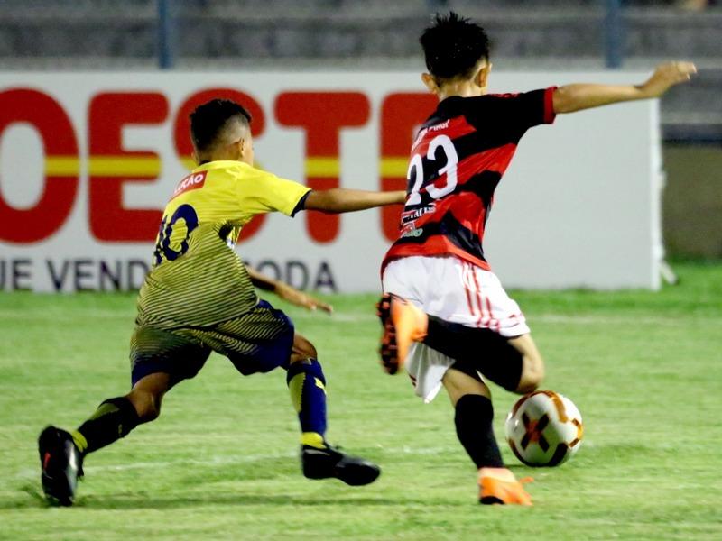 Escolinha Fla volta a vencer o Boca Júniors por 3 x 0 no Sub-11