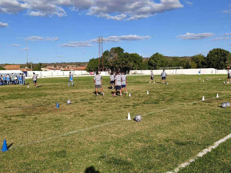 FFP realiza vistoria em estádios da Série B do Piauiense