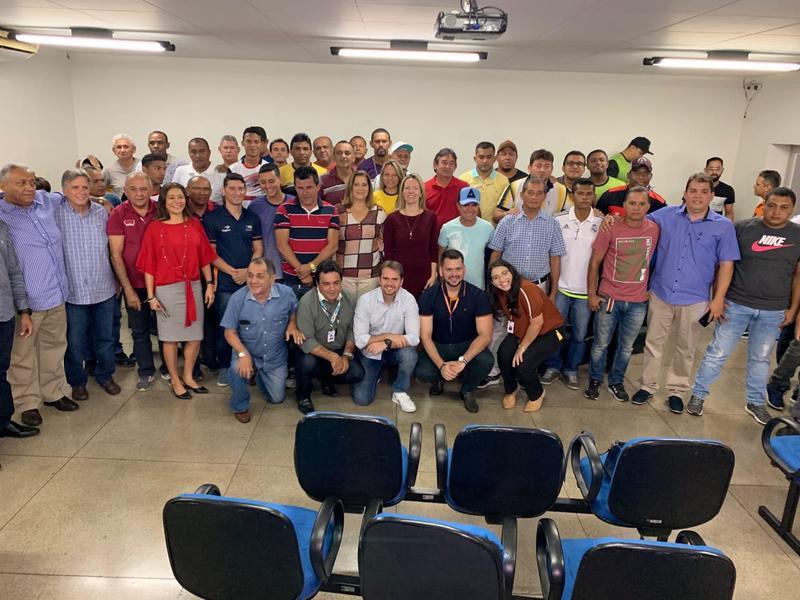 Sorteio define grupos do Campeonato Piauiense Sub-11