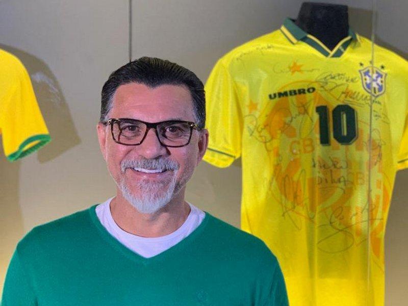 Abertura do Sub-11 terá presença do tetracampeão Ricardo Rocha