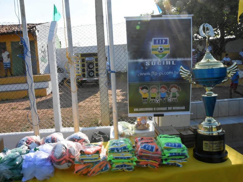 FFP promove ação social na cidade de Barro Duro