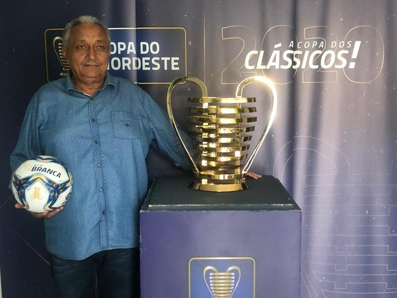 FFP recebe tour da taça da Copa no Nordeste