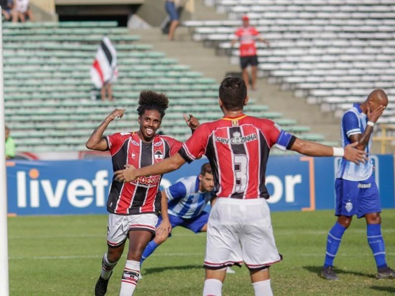 River vence CSA e assume liderança do Grupo A do Nordestão 2020