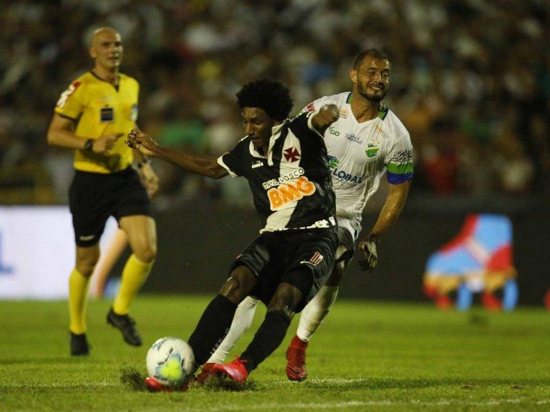 Altos empata com o Vasco da Gama e se despede da Copa do Brasil