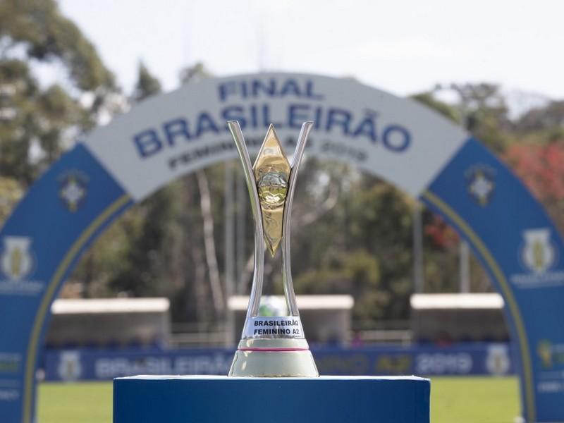 Brasileiro Feminino A-2: tabela detalhada até a 3ª rodada