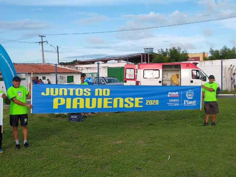 Governo do Estado apoia Campeonato Piauiense 2020