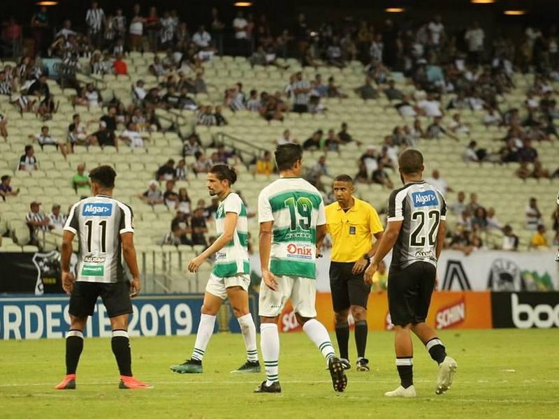 Altos perde para o Ceará por 2x1 no Castelão