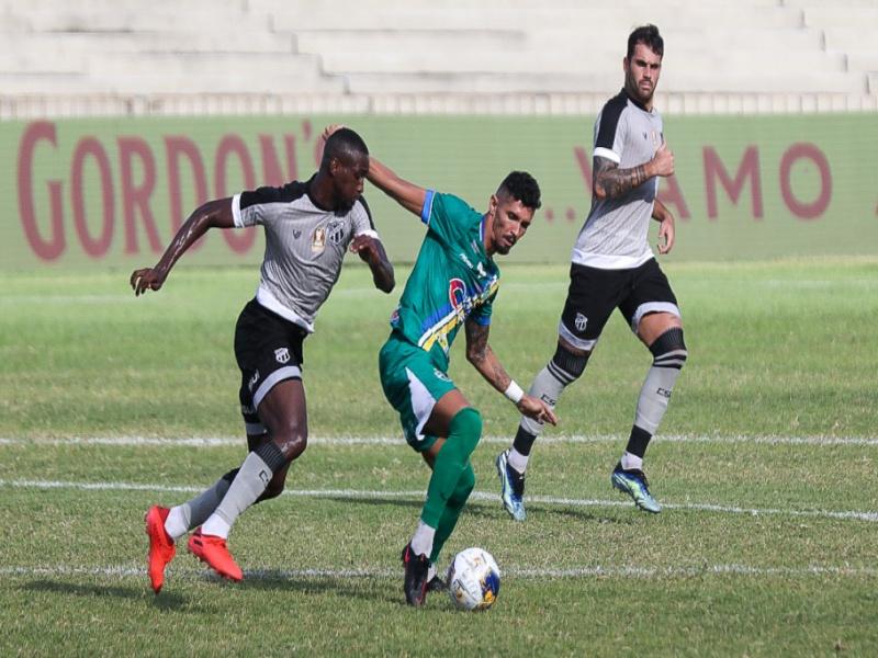 Altos e Ceará empatam sem gols pela 3ª rodada da Copa do Nordeste