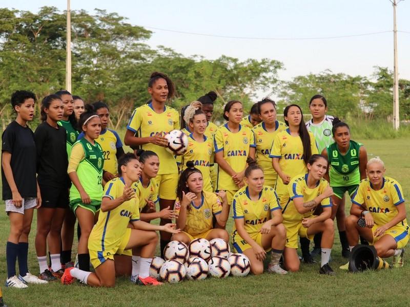 SET é o 20º colocado no Ranking Nacional de Clubes Feminino