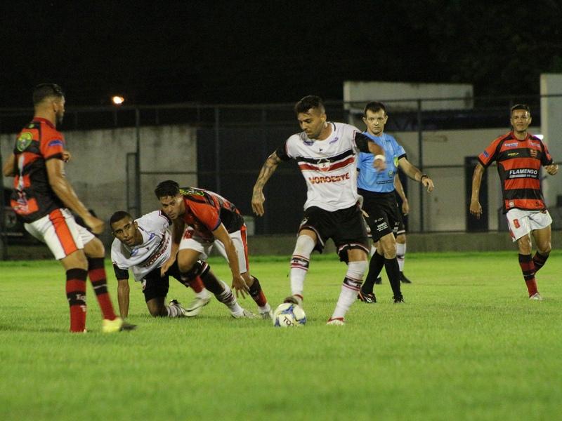 4 de Julho, Altos e River vencem confrontos da 8ª rodada
