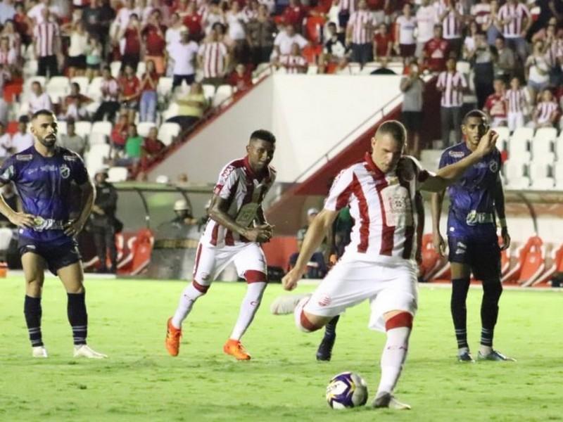 Altos perde para o Náutico e é eliminado da Copa do Nordeste