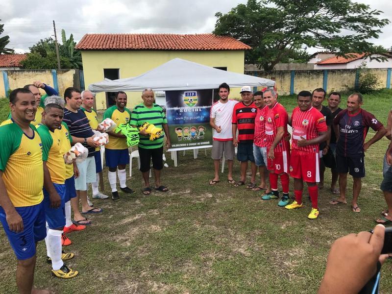 FFP Social vai beneficiar crianças e adolescentes do Piauí